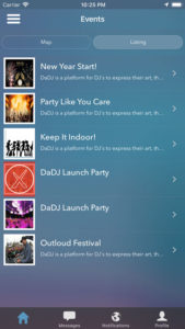 DaDJ App Pro features