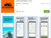 GetTransfer app